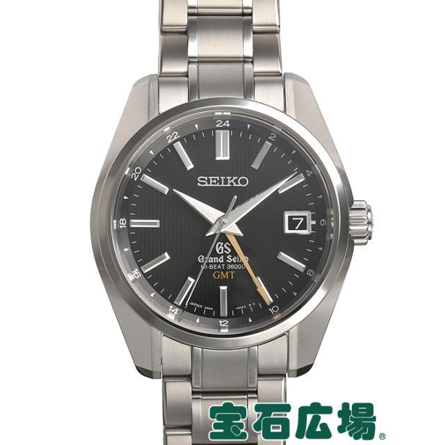 セイコー グランドセイコー GMT マスターショップ限定 SBGJ013 9S86-00A0 中古 未使用品 メンズ 腕時計