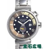 ルイ・ヴィトン タンブール ダイバー Q1031 中古 メンズ 腕時計