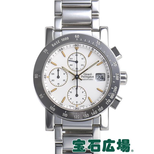 ジラール・ペルゴ GP7000 クロノグラフ 7000 中古 メンズ 腕時計 送料・代引手数料無料
