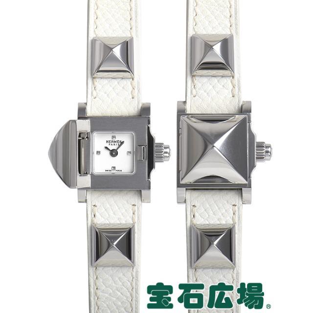エルメス ミニメドール ME2.110 中古 レディース 腕時計