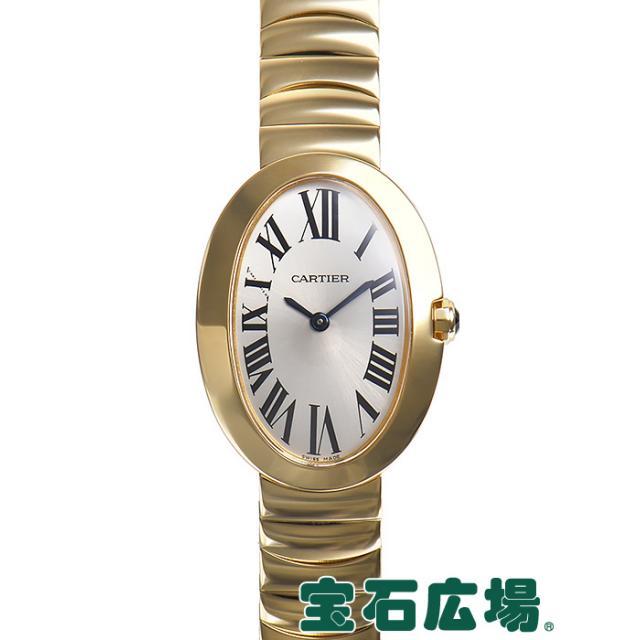 カルティエ ベニュワール SM W8000008 中古 レディース 腕時計