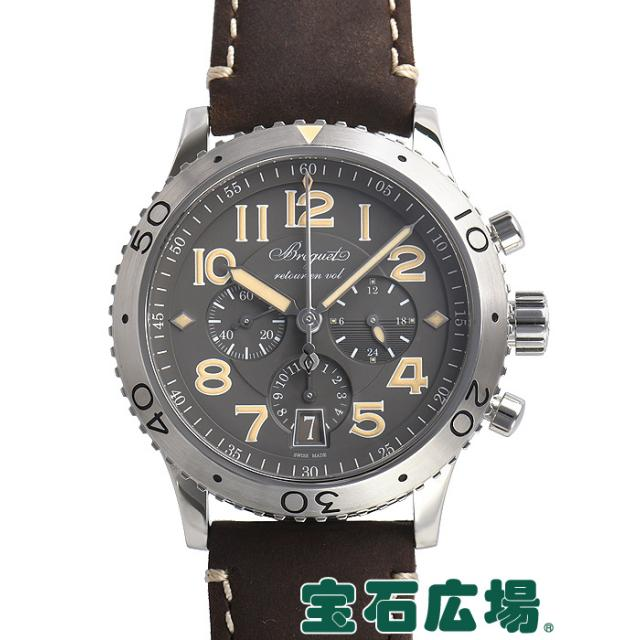 ブレゲ タイプXXI 3817ST/X2/3ZU 中古 メンズ 腕時計