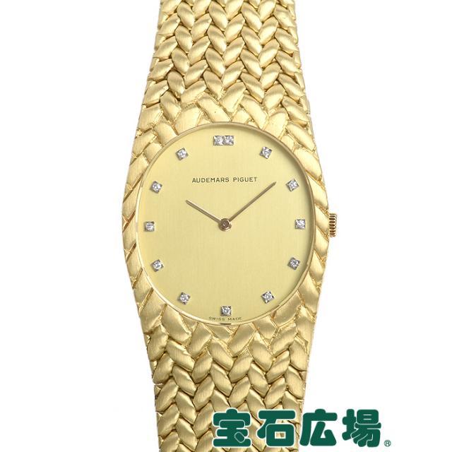 オーデマ・ピゲ オーバル2針 中古 メンズ 腕時計
