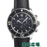 ブランパン フィフティファゾムス フライバッククロノ 5085F.1130.52 中古 メンズ 腕時計 送料・代引手数料無料