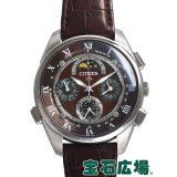 シチズン カンパノラ 深緋 CTR57-1001 中古 メンズ 腕時計