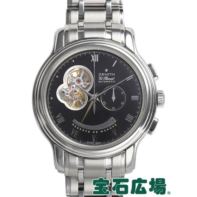 ゼニス クロノマスター XXTオープン 03.1260.4021/21.M1260 中古 メンズ 腕時計