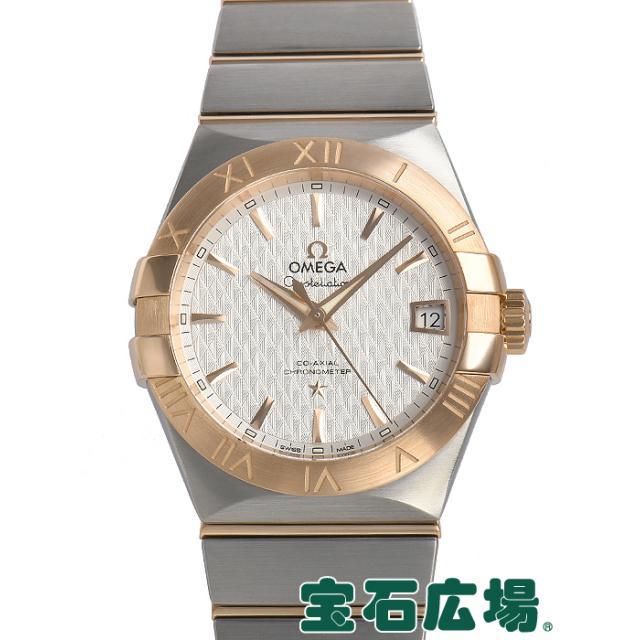 オメガ コンステレーション コーアクシャル クロノメーター 123.20.38.21.02.008 中古 メンズ 腕時計