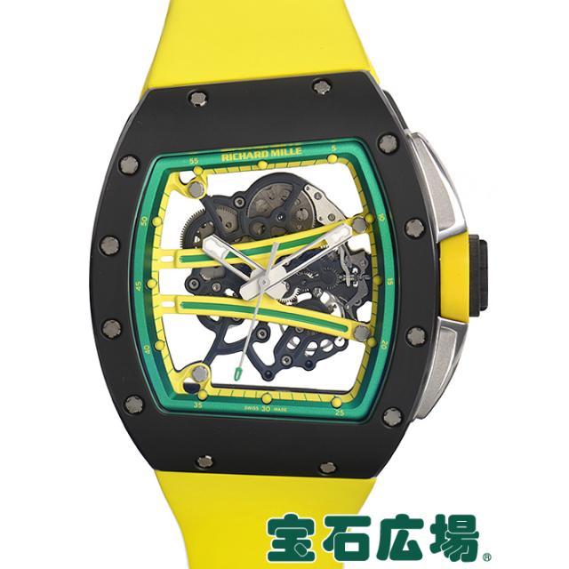 リシャール・ミル ヨハン ブレイク RM061ー01 RM061-01 中古 メンズ 腕時計