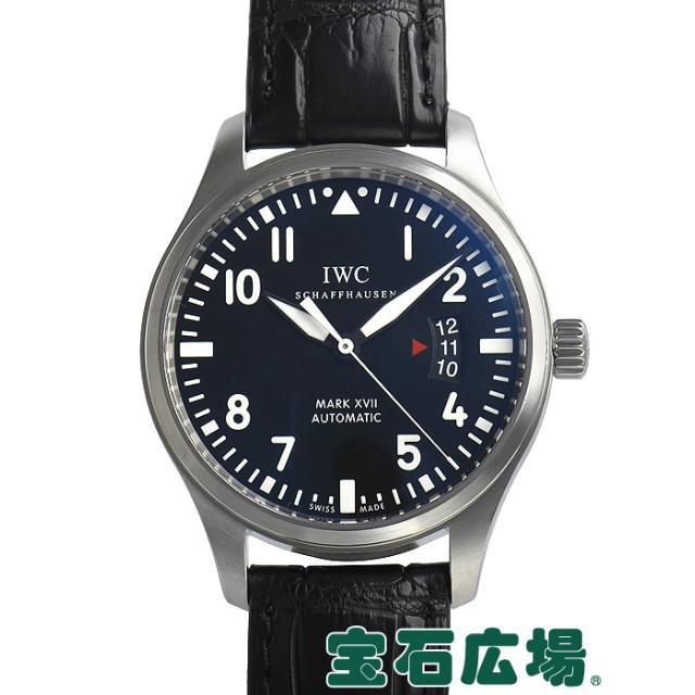 IWC パイロットウォッチ マーク17 IW326501 中古 メンズ 腕時計 送料・代引手数料無料