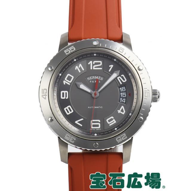 エルメス クリッパー スポーツオート TGM CP2.741 中古 メンズ 腕時計 送料・代引手数料無料
