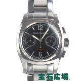 ジラール・ペルゴ スクエアカンバード クロノグラフ 24990.1.11.6046 中古 メンズ 腕時計