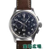 ゼニス パイロット ビッグデイト スペシャル 03.2410.4010/21.C722 中古 メンズ 腕時計
