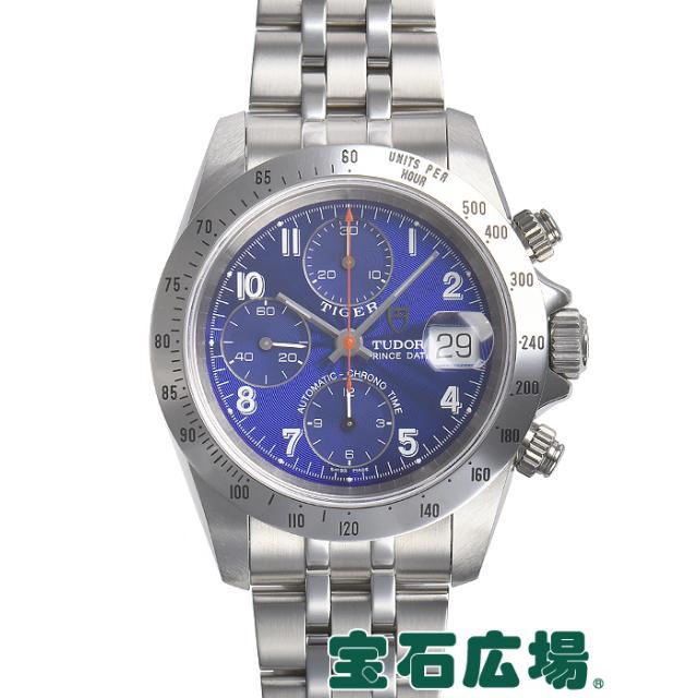 チュードル クロノタイム タイガー 79280 中古 メンズ 腕時計 送料・代引手数料無料
