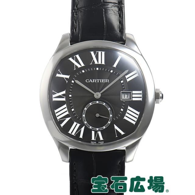 カルティエ ドライブ ドゥ カルティエ WSNM0009 中古 メンズ 腕時計