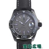 タグ・ホイヤー アクアレーサー キャリバー5 300M ブラックファントム 世界限定2500本 WAY218B.FC6364 中古 メンズ 腕時計