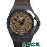IWC インヂュニア オートマティック AMGブラックシリーズ セラミック IW322504 中古 メンズ 腕時計