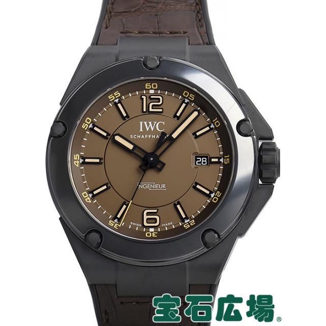 IWC インヂュニア オートマティック AMGブラックシリーズ セラミック IW322504 中古 メンズ 腕時計 送料・代引手数料無料