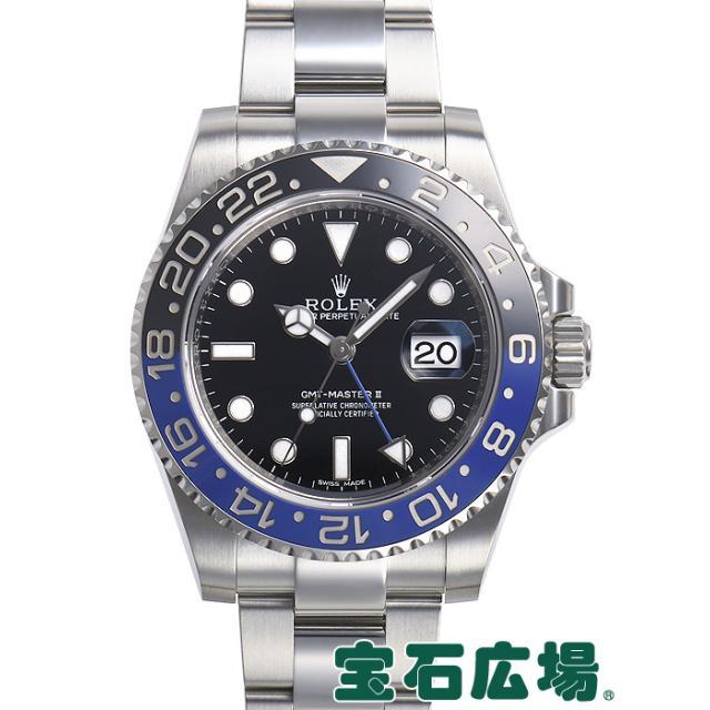 ロレックス GMTマスターII 116710BLNR 中古 メンズ 腕時計