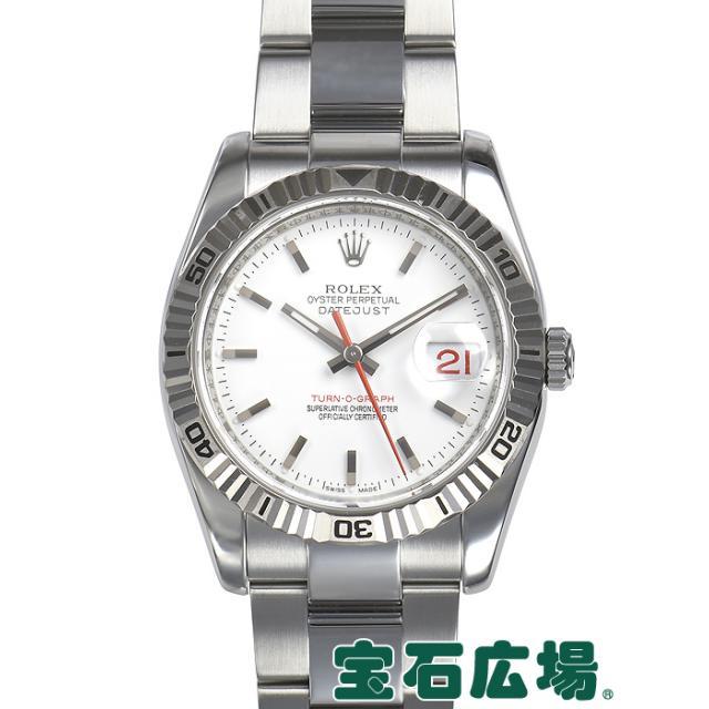 ロレックス ターノグラフ 116264 中古 メンズ 腕時計