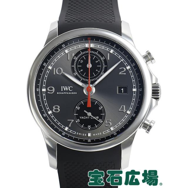 IWC ポルトギーゼ ヨットクラブ クロノグラフ IW390503 中古 メンズ 腕時計 送料・代引手数料無料