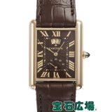 カルティエ タンク ルイ カルティエ マニュアルデイト W1560002 中古 メンズ 腕時計