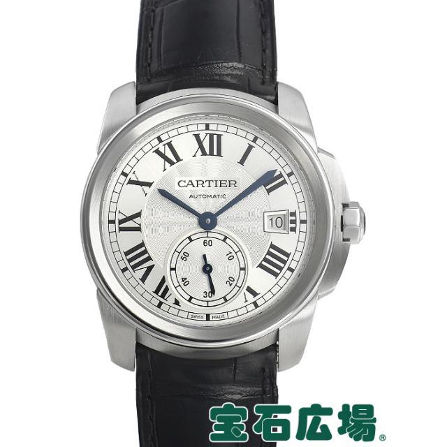 カルティエ カリブル ドゥ カルティエ 38mm WSCA0003 中古 メンズ 腕時計 送料・代引手数料無料
