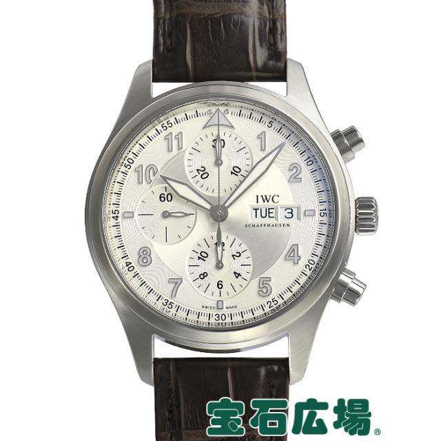 IWC スピットファイアクロノ IW371702 中古 メンズ 腕時計 送料・代引手数料無料