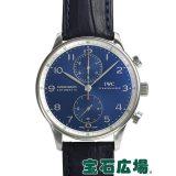IWC ポルトギーゼ クロノ ローレウス 世界限定2000本 IW371432 中古 メンズ 腕時計
