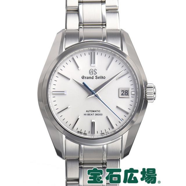 セイコー グランドセイコー マスターショップ限定モデル SBGH201 中古 未使用品 メンズ 腕時計