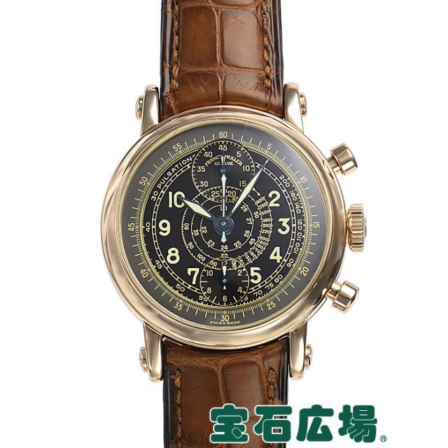 the latest 0a919 5009f フランク・ミュラー ラウンドクロノ 7000CC 3645 中古 メンズ ...
