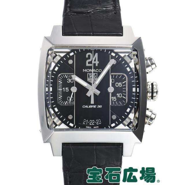 タグホイヤー モナコ24キャリバー36 クロノグラフ CAL5113.FC6298 中古 メンズ 腕時計