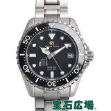 セイコー グランドセイコー スプリングドライブ ダイバーズウォッチ マスターショップ限定 SBGA231 中古 未使用品 メンズ 腕時計