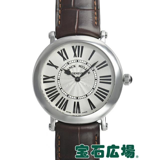 フランク・ミュラー ラウンド 8038QZR 中古 レディース 腕時計 送料・代引手数料無料
