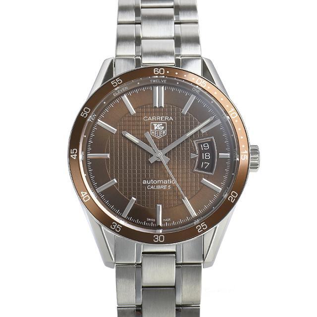 タグホイヤー カレラキャリバー5 WV211N.BA0787 中古 メンズ 腕時計