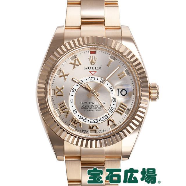 ロレックス スカイドゥエラー 326935 中古 メンズ 腕時計