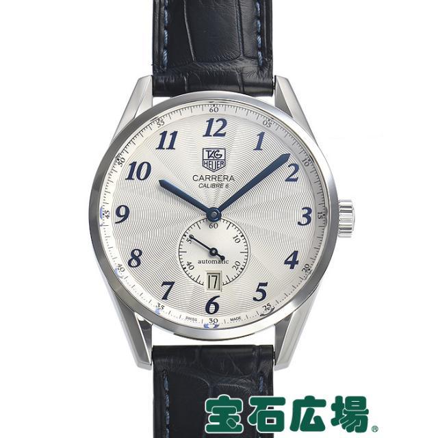タグホイヤー カレラヘリテージ キャリバー6 WAS2111.FC6293 中古 メンズ 腕時計