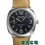 パネライ ラジオミール ブラックシール LOGO PAM00380 中古 メンズ 腕時計 送料・代引手数料無料