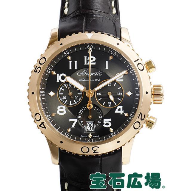 ブレゲ TypeXXI 3810BR/92/9ZU 中古 メンズ 腕時計