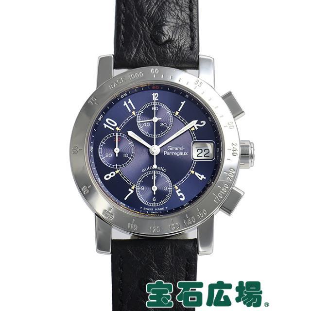 ジラール・ペルゴ GP7500クロノ 中古 メンズ 腕時計