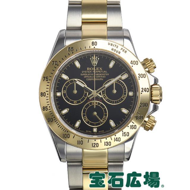 ロレックス デイトナ 116523 中古 メンズ 腕時計