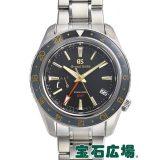 セイコー グランドセイコー GMT マスターショップ限定モデル SBGE215 9R66-0AF0 中古 未使用品 メンズ 腕時計