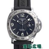 パネライ ルミノールGMT PAM00029 中古 メンズ 腕時計 送料・代引手数料無料