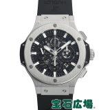 ウブロ ビッグバン アエロバン スチール 311.SX.1170.GR 中古 メンズ 腕時計