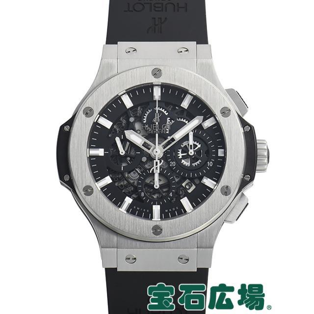 ウブロ ビッグバン アエロバン スチール 311.SX.1170.GR 中古 メンズ 腕時計 送料・代引手数料無料