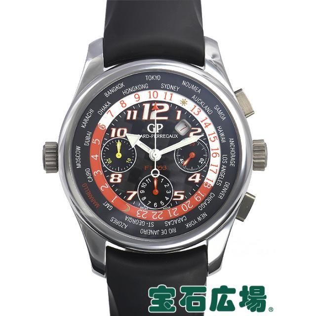 ジラール・ペルゴ WW.TCクロノ F1 053 49800.22.611.FK6A 中古 メンズ 腕時計