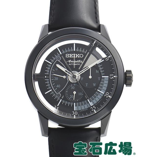セイコー ブライツ アナンタ 坂井直樹1000本限定 SAECO13 6R21-00F0 中古 メンズ 腕時計