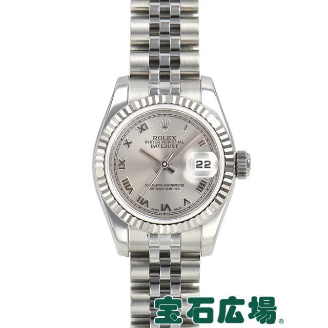 ロレックス デイトジャスト 179174 中古 レディース 腕時計