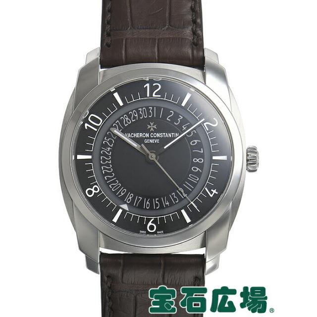 ヴァシュロン・コンスタンタン ケ・ド・リル 4500S/000A-B196 中古 メンズ 腕時計