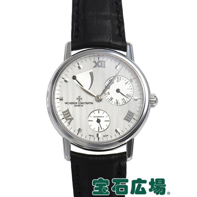 ヴァシュロン パワーリザーブ ラウンド 47200/000G-9019 中古 メンズ 腕時計