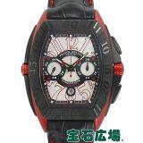 フランク・ミュラー コンキスタドール グランプリ クロノグラフ S.L ベンフィカ 30本限定 9900CCGP BEN 中古 メンズ 腕時計